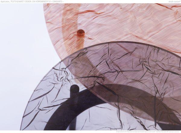 Application_PLUTO & MARS_Joa Herrenknecht-« 01 -+ CANGIANTE -½_acrylic couture-«