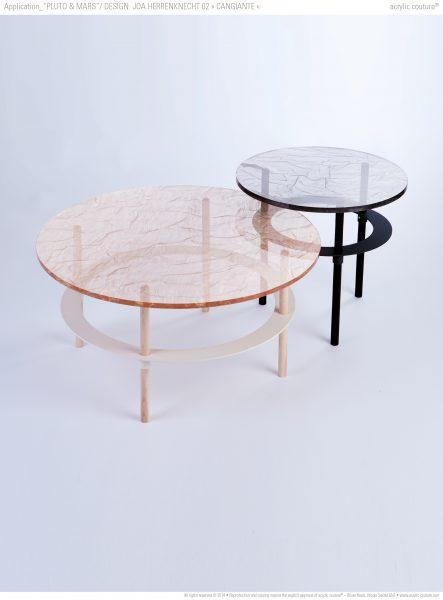 Application_PLUTO & MARS_Joa Herrenknecht-« 02 -+ CANGIANTE -½_acrylic couture-«