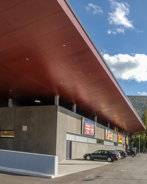 concenta-austria tremax einkaufsmarkt lidl tirol