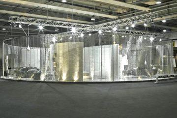 concenta-austria interior metall design messestand