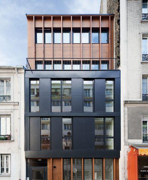 concenta-austria-housinginruepouchet-itararchitectures-paris-france-2010-parklex-facade-copper-01-1