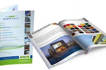 uni-bausysteme Katalogbild Fassade und Verglasung_web