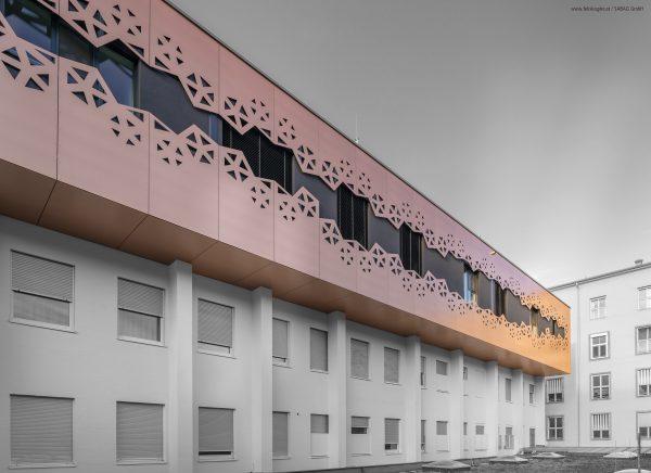 UNI-Bausysteme - Alucobest Ranuk LKH Salzburg_bw 2