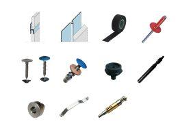 UNI-Bausysteme GmbH - Zubehör Fassaden