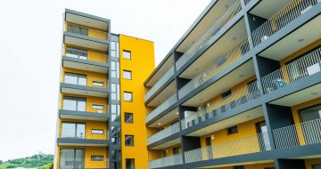 UNI-Bausysteme - JKU Mensa Untersicht Vordach (16 von 20)